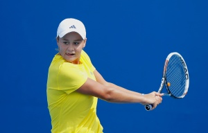 Ashleigh Barty: day 3, Australian open 2013